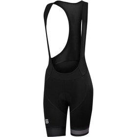 Sportful Bodyfit Pro Bibshorts Women Black/Anthracite